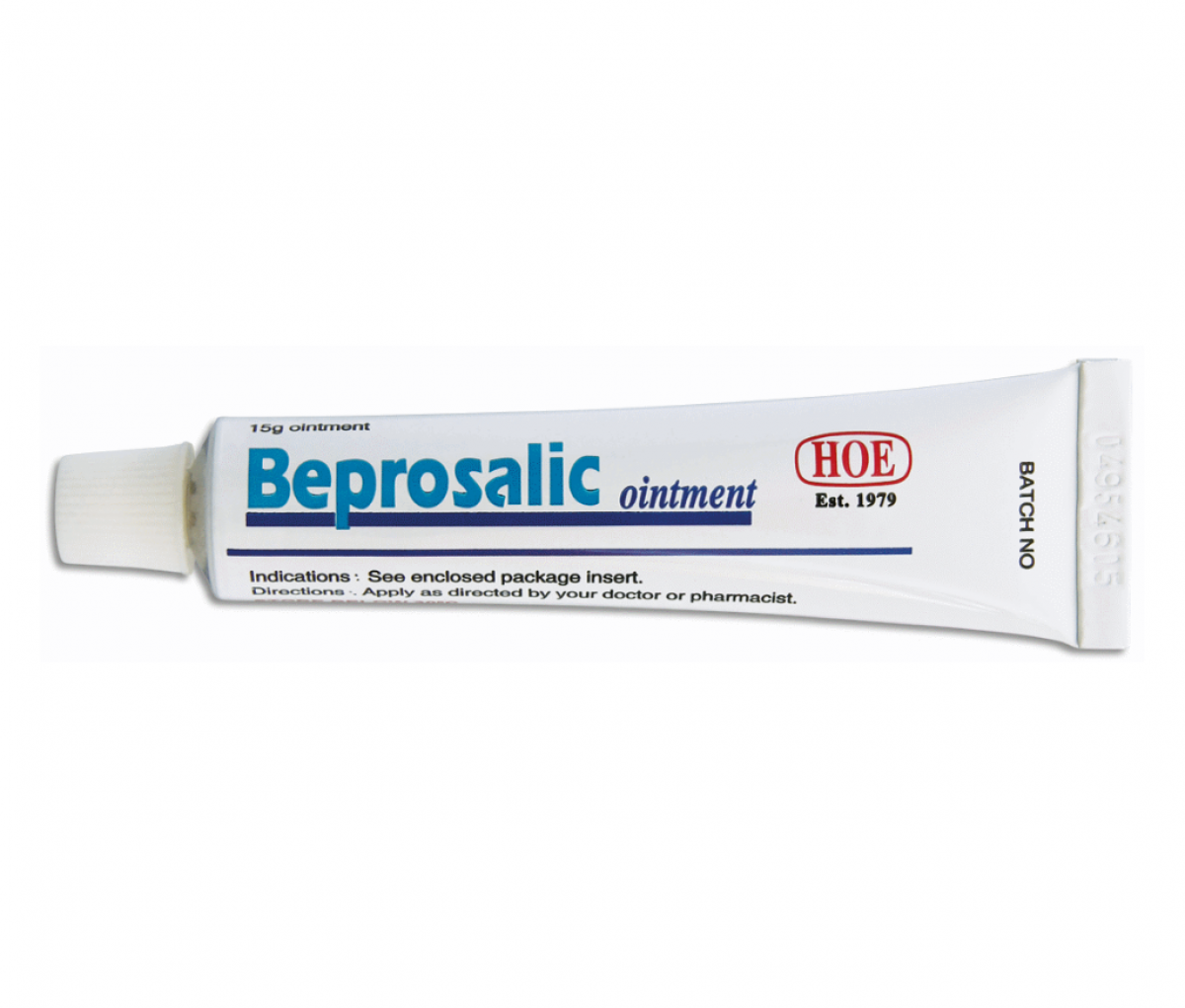 Beprosalic Ointment 15g