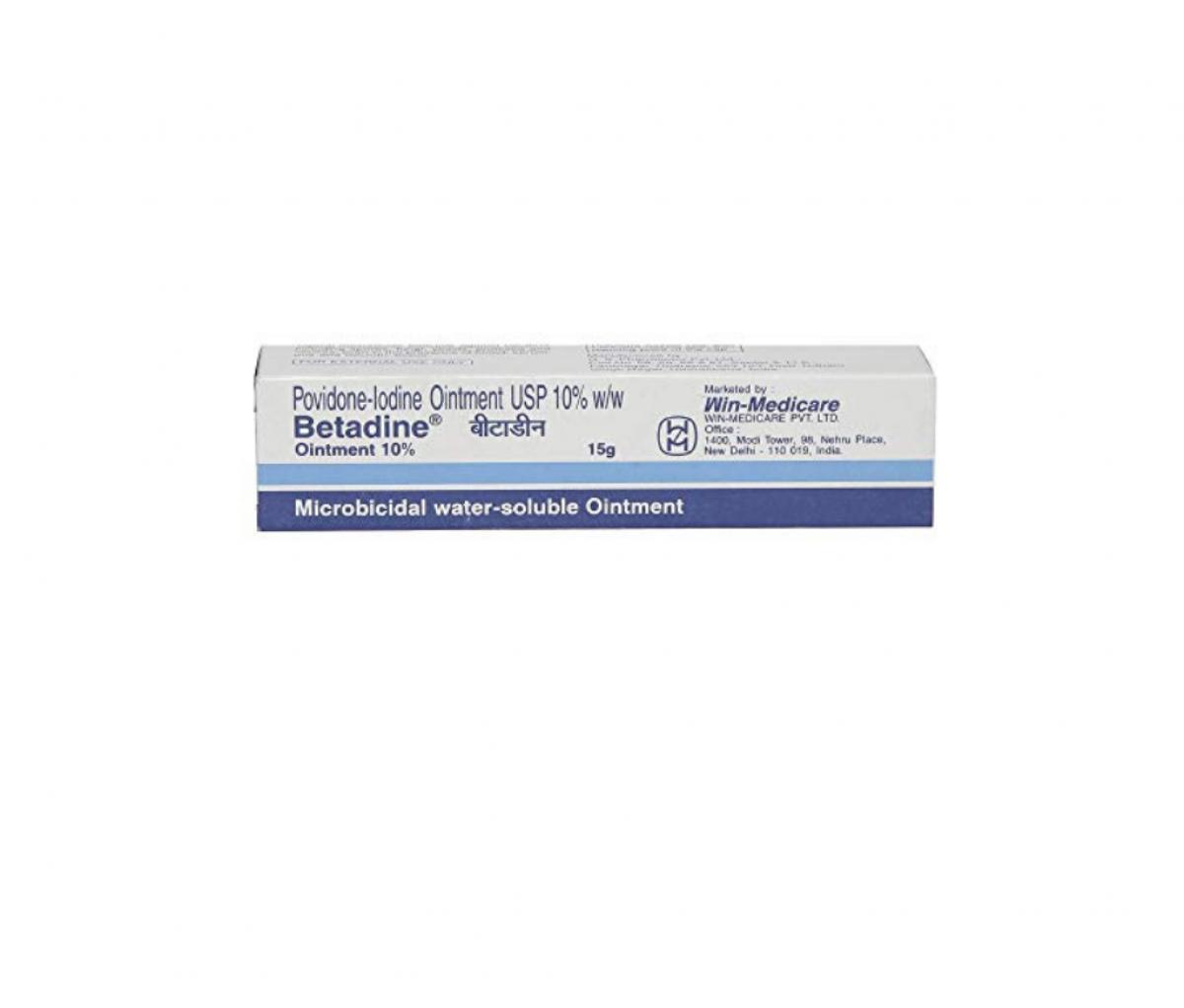 Betadine 10% Ointment 15g