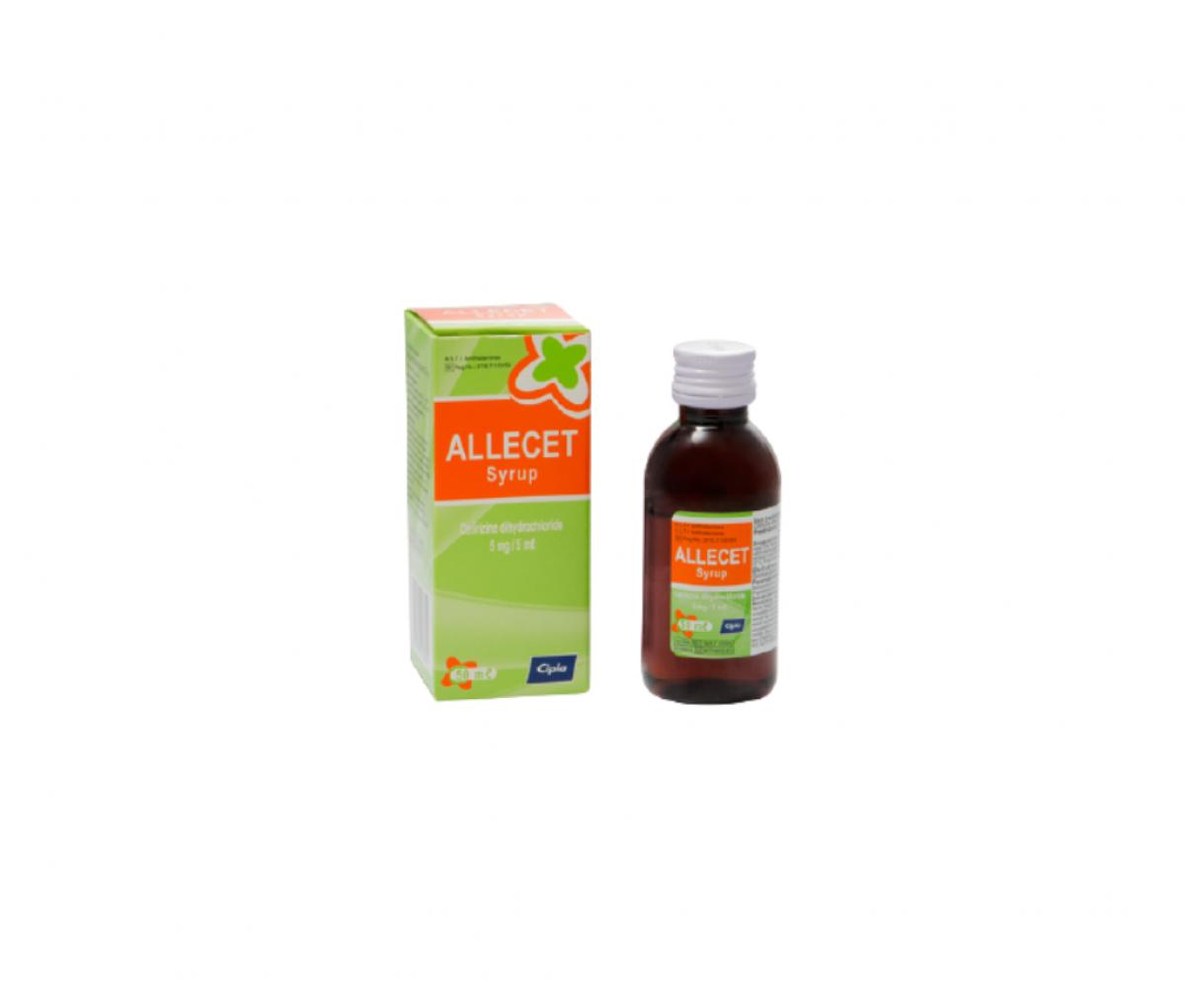 Allercet 5mg Oral Liquid