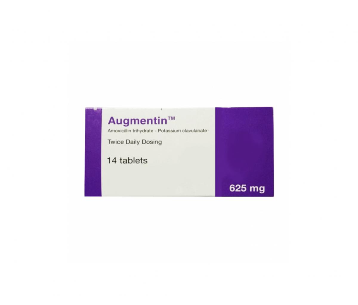 Augmentin 625mg Tablet