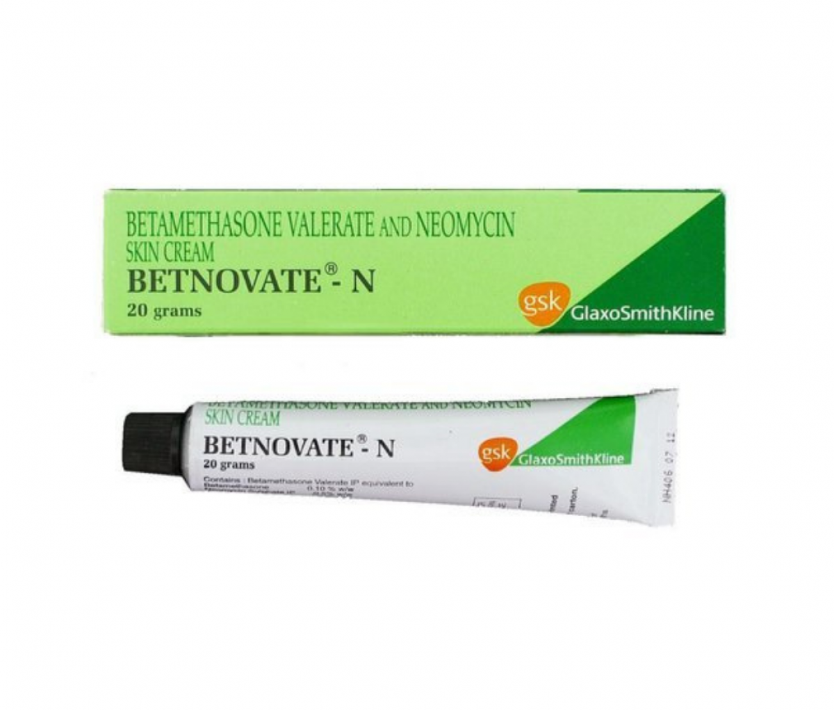Betnovate N Cream 20g - India