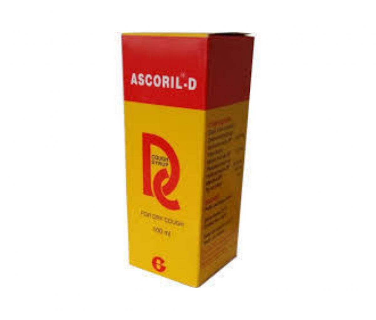 Ascoril D Syrup