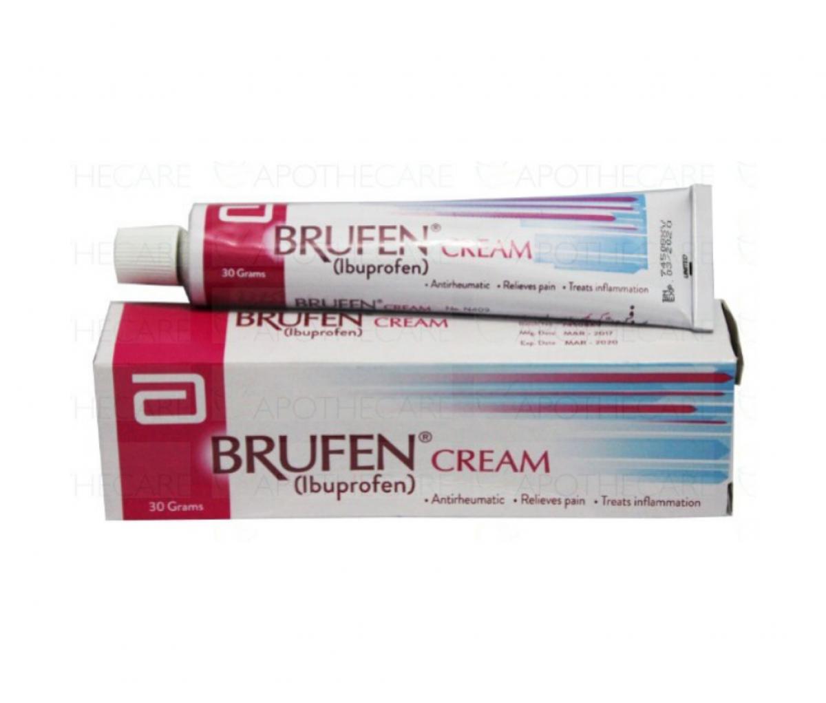 Brufen Cream 30g