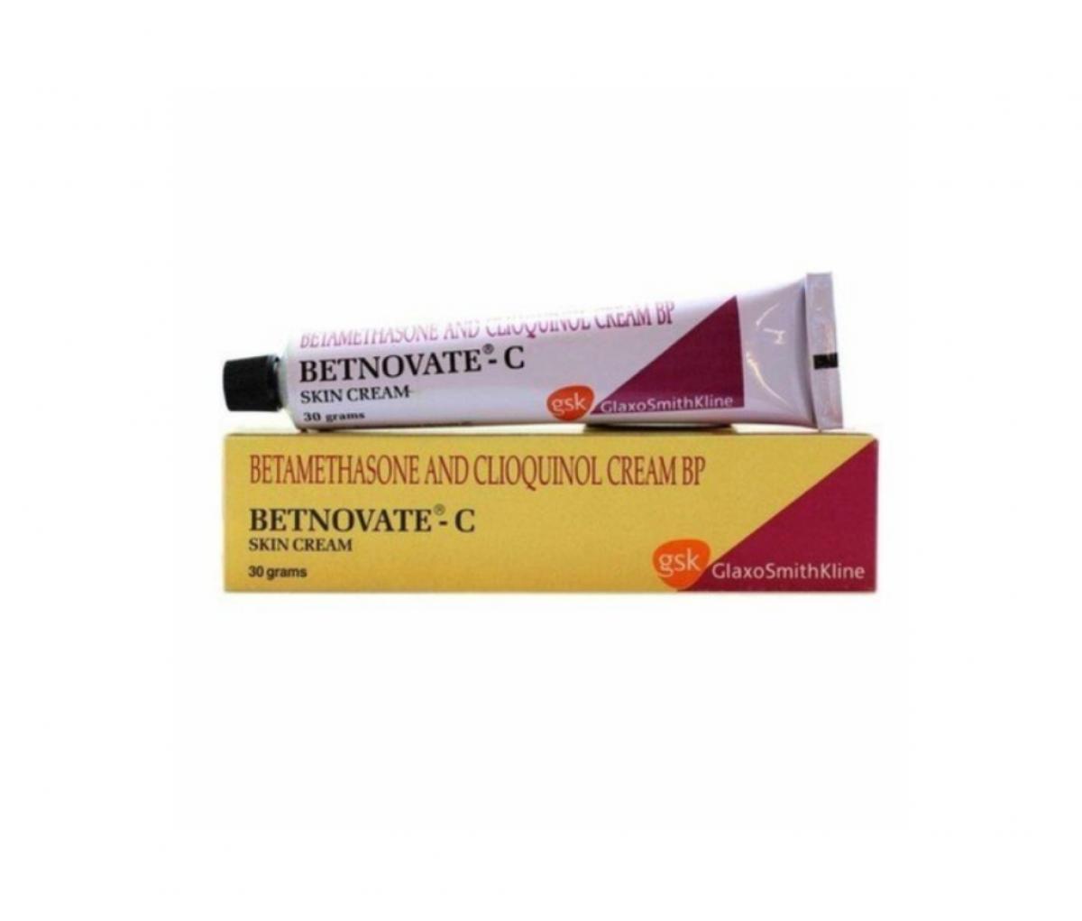 Betnovate C Cream 30g