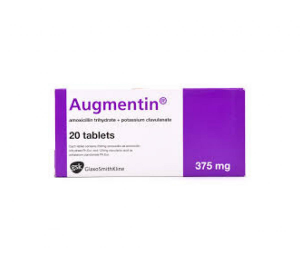 Augmentin 375mg Tablet