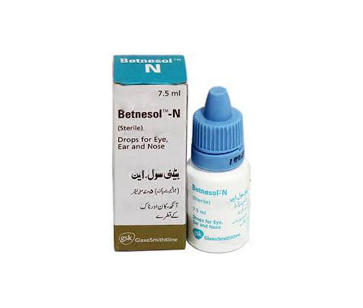 Betnesol N Eye,Ear & Nose Drop 7.5ml