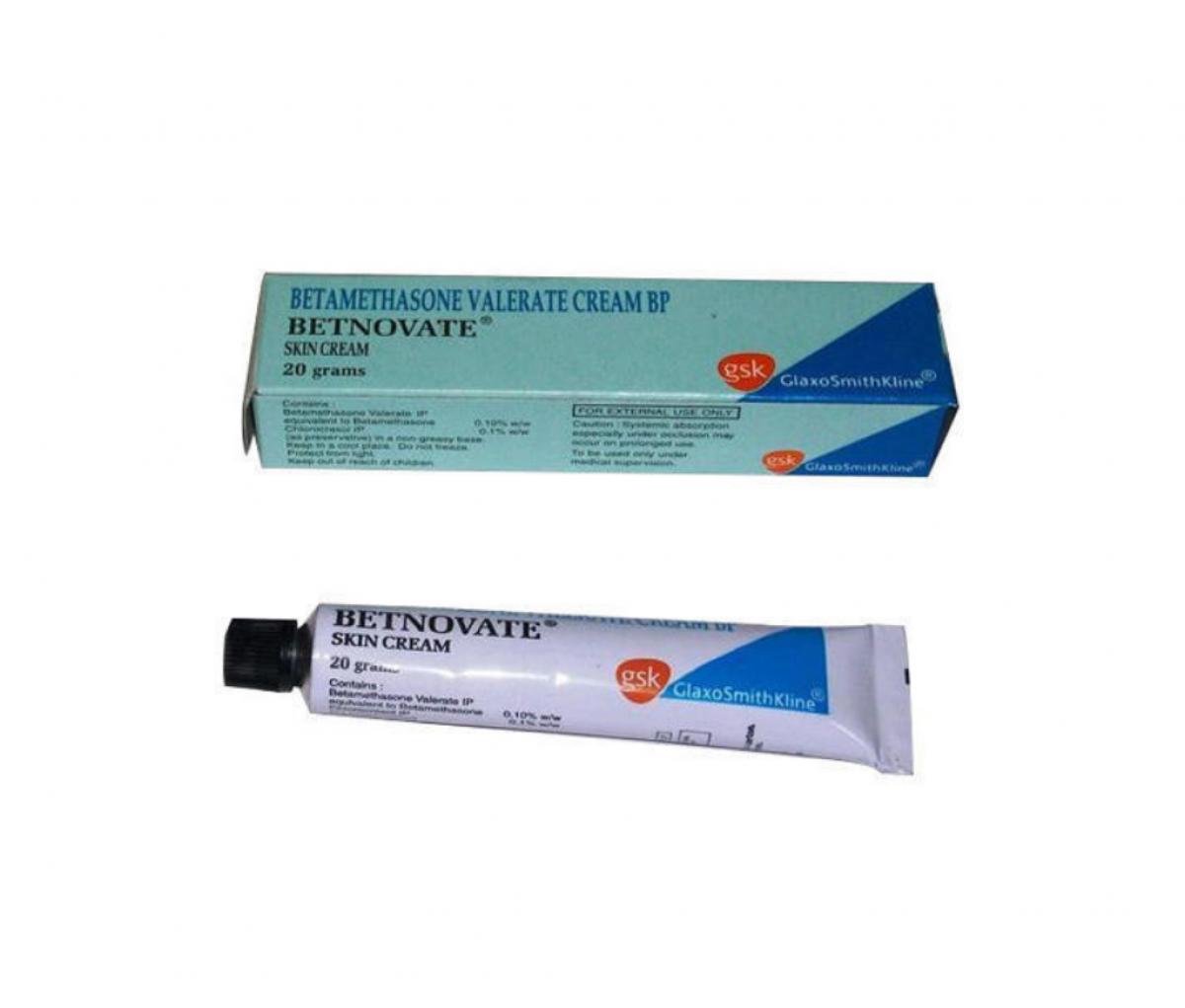 Betnovate 0.1% Cream 20g - India