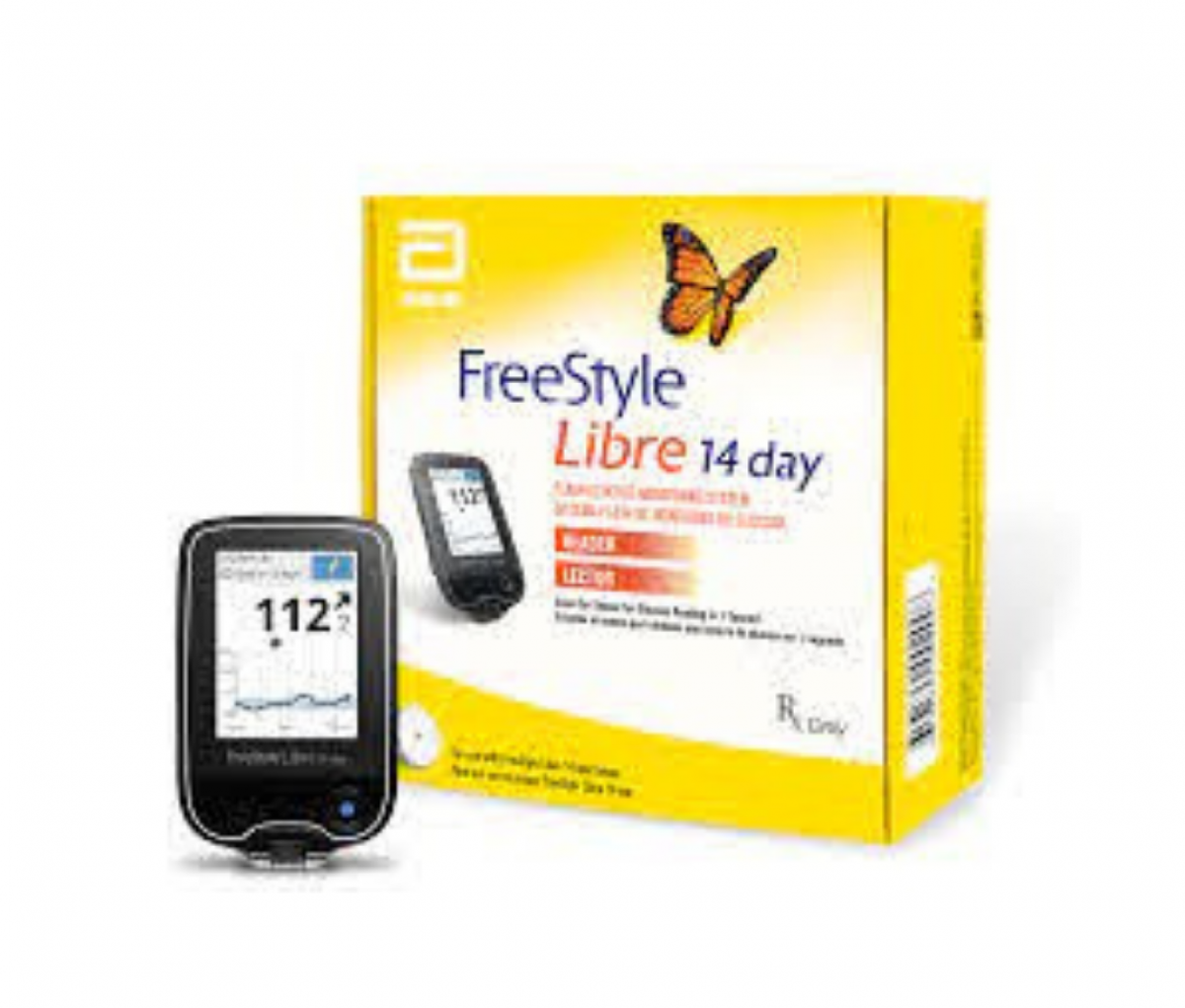 FreeStyle Libre System - Reader