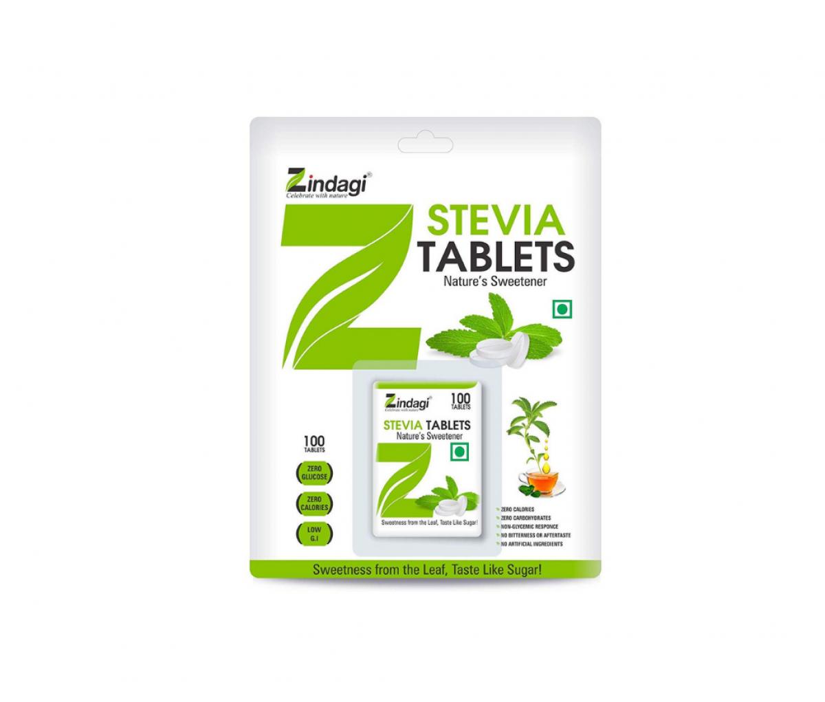 Zindagi Stevia Tablet