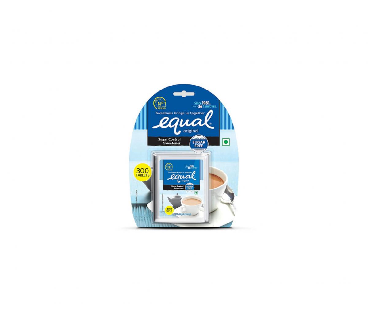 Equal Sugar Free Original Sugar Control Sweetener Tablet