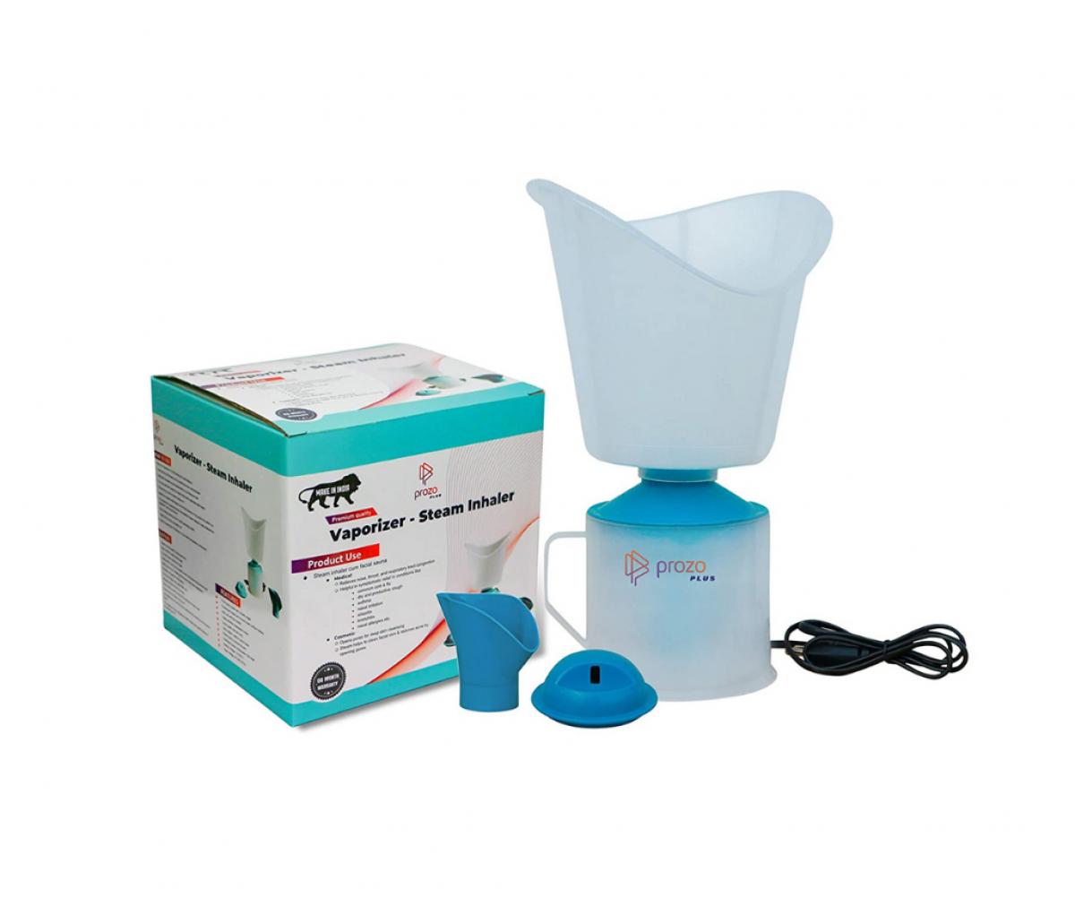Prozo Plus Steam Inhaler Vaporizer