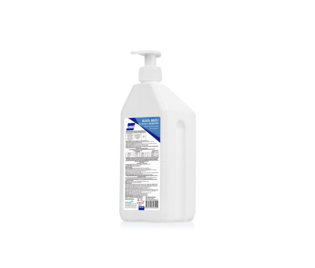TKZ Konix Hand & Skin Antiseptic Liquid 500ml