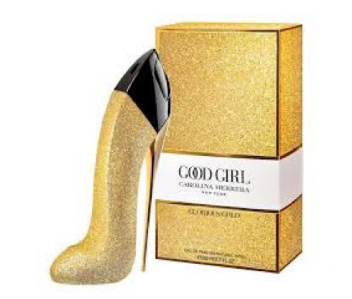 CAROLINA HERRERA GOOD GIRL GLORIOUS GOLD (W) EDP 50ML