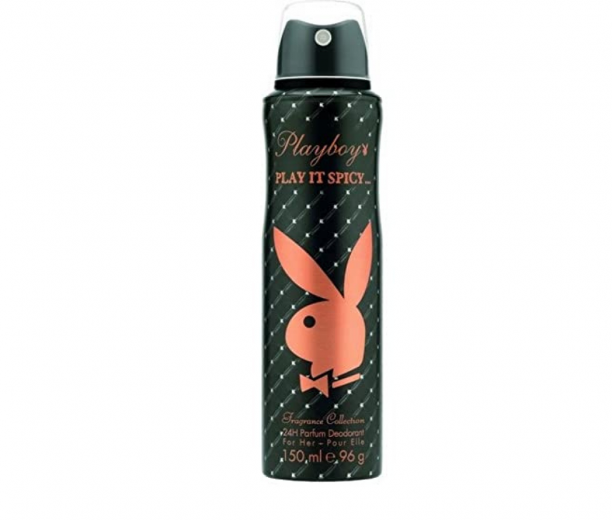 Playboy Deo 150ml Play It Spicy