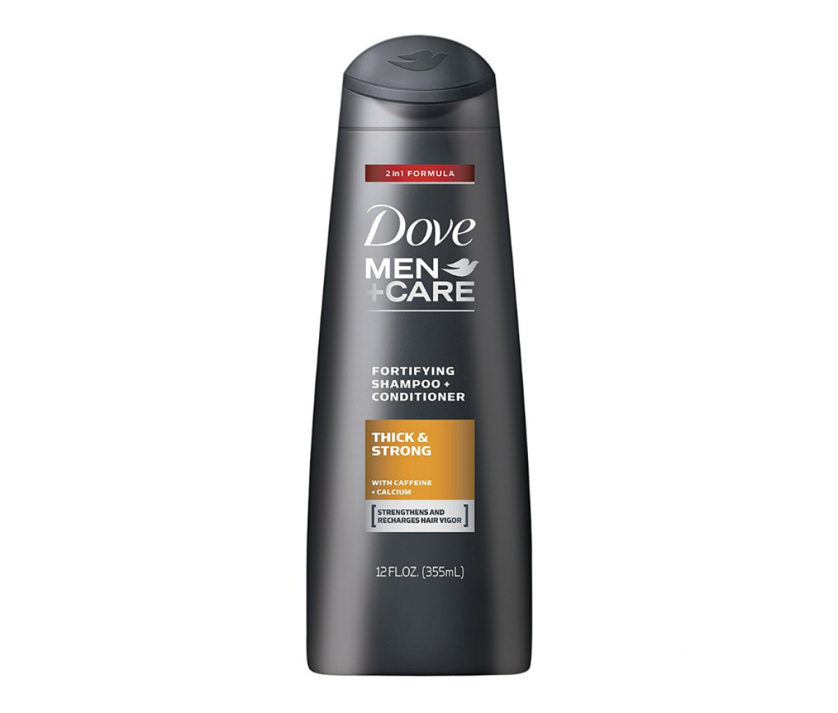 Dove 25.4oz Thick and Strong For Men Shampoo