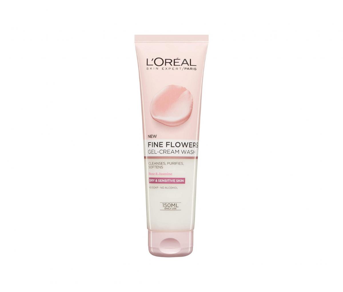 Loreal 150ml Fine Flower (0466) Gel Face Wash