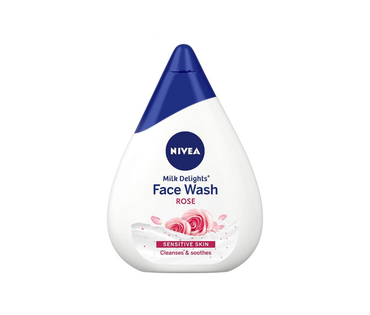Nivea 100ml sensitive skin Gel Face Wash