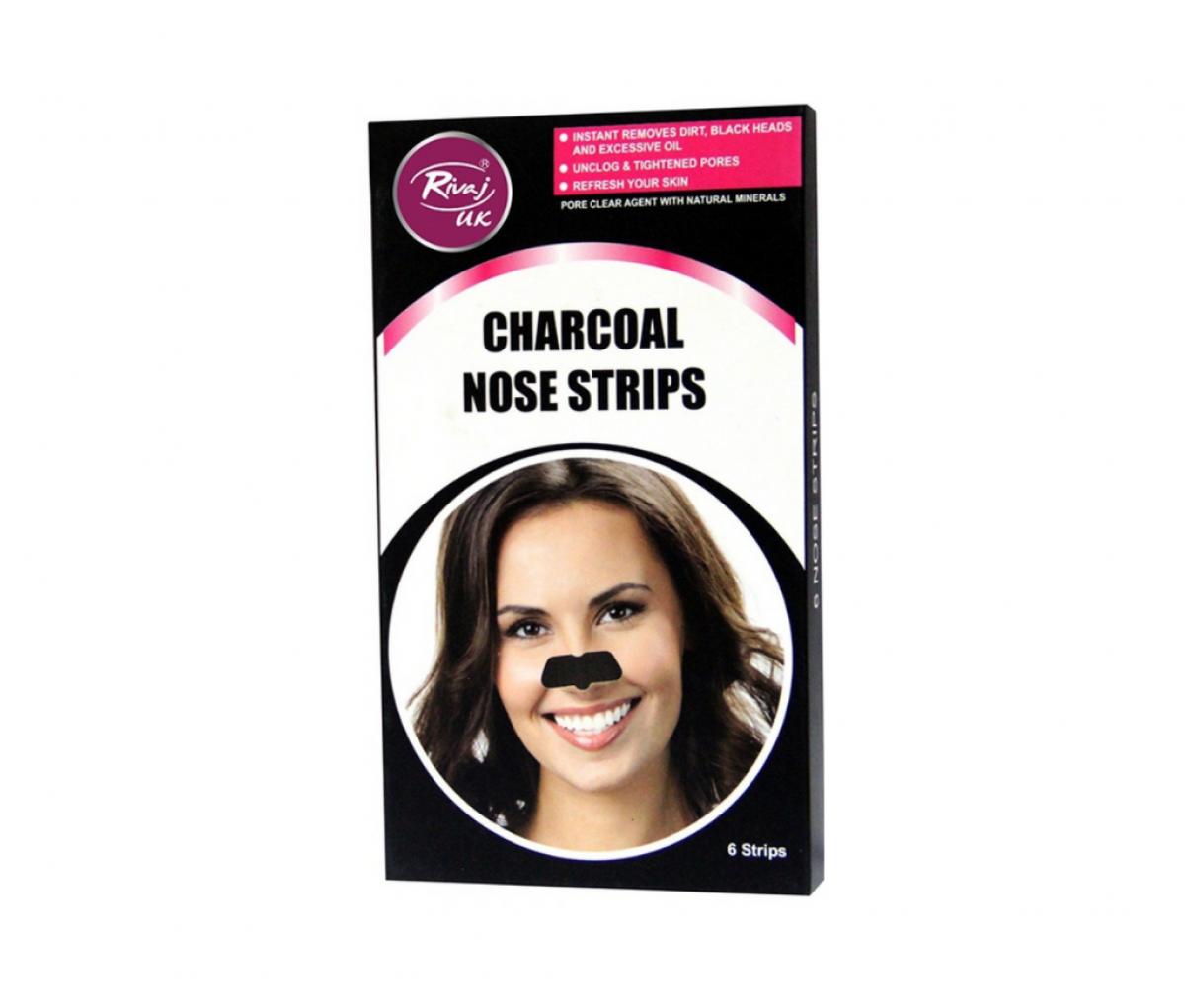 Rivaj Charcoal Nose Strip