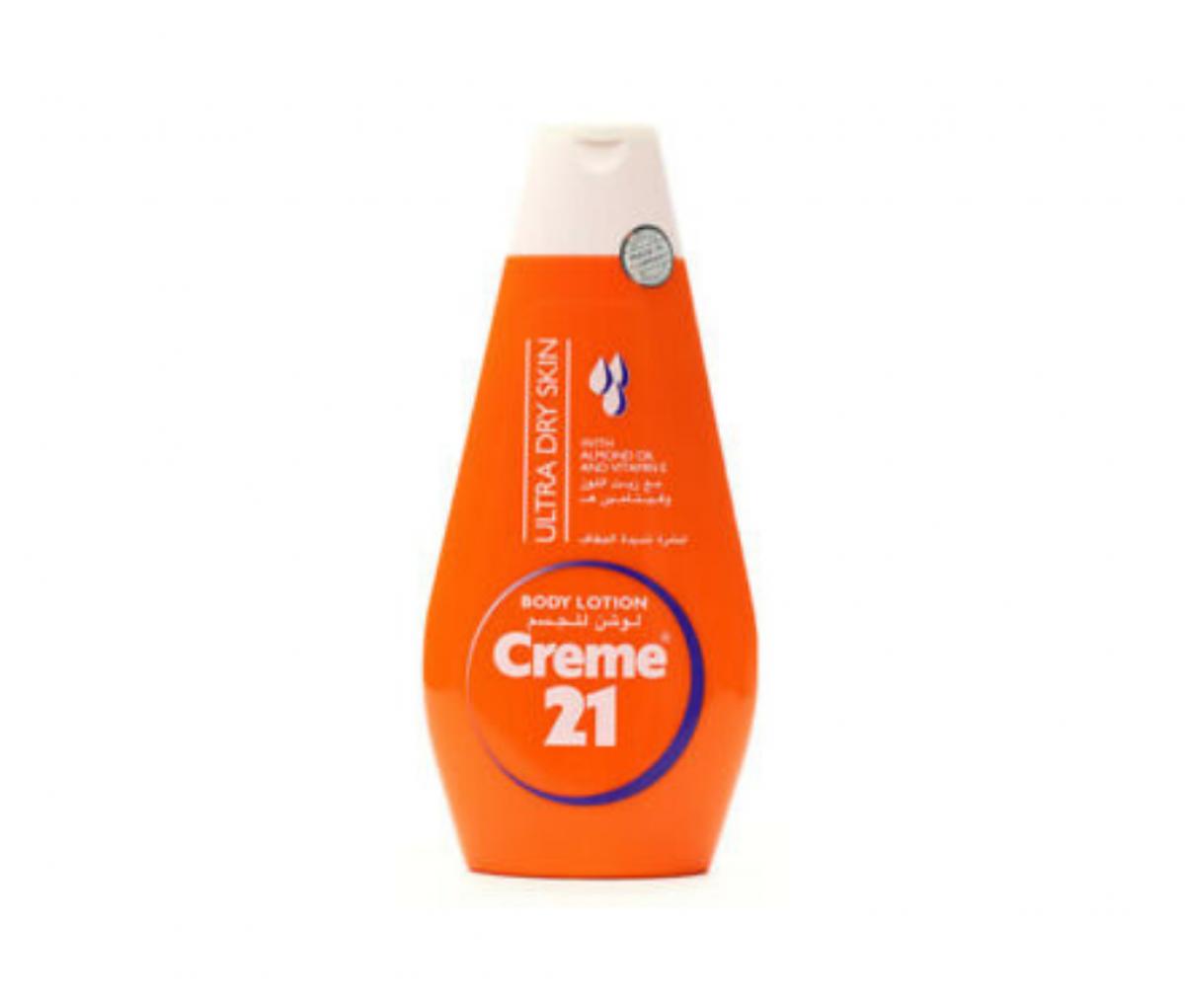 Crème 21 Lotion 250ml Ultra Dry Skin