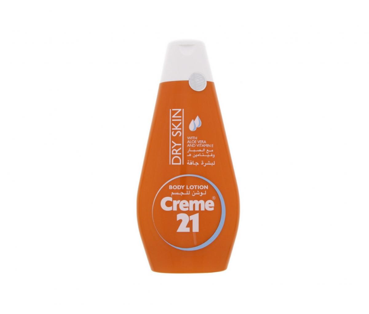 Crème 21 Lotion 400ml Dry Skin