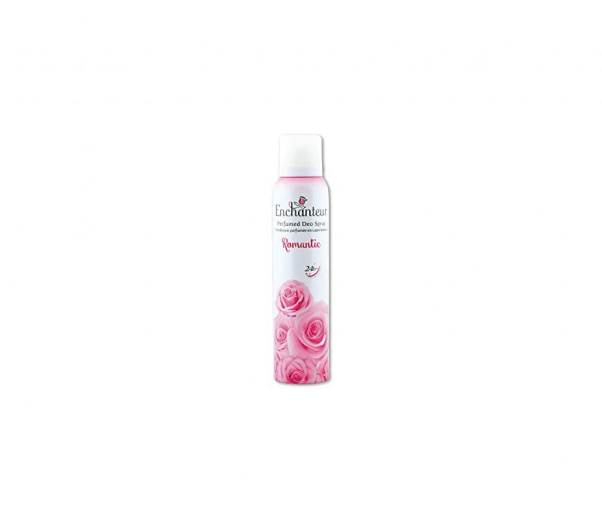 Enchanteur Deo Spray 150ml Romantic