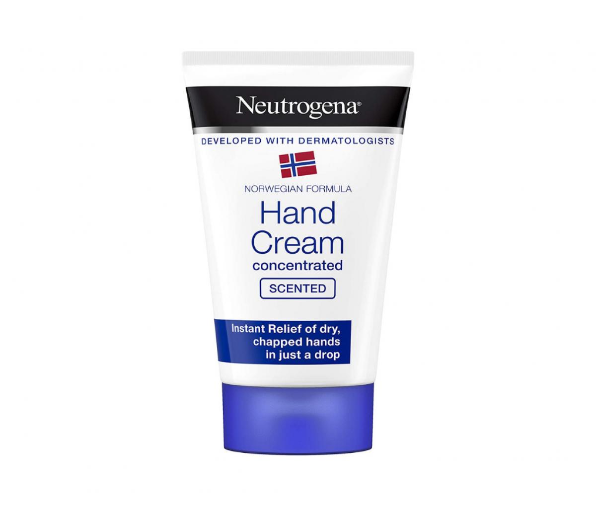 Neutrogena 50ml scented hand cream