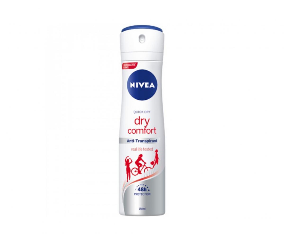 Nivea Deo 150ml Dry Comfort
