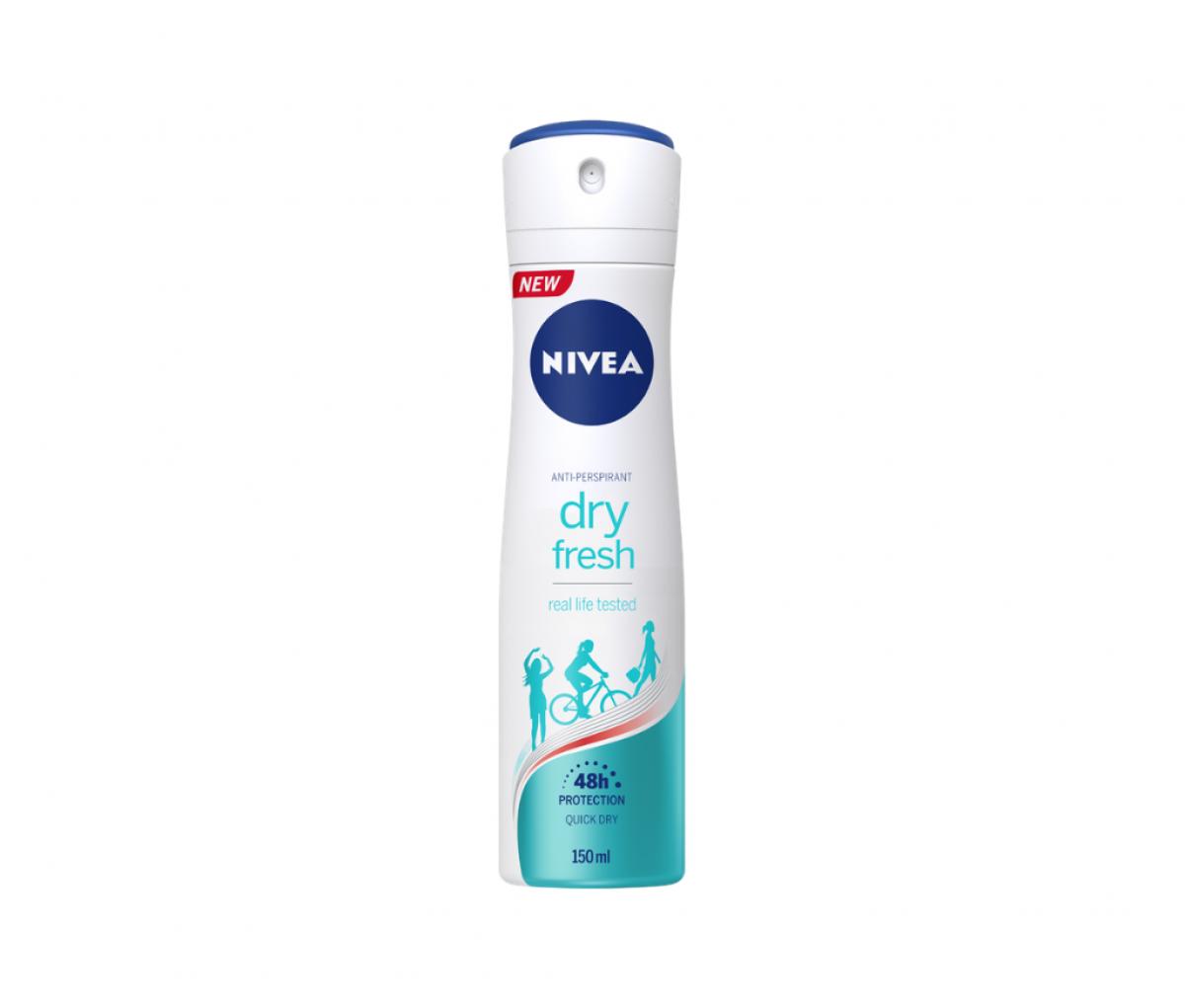 Nivea Deo 150ml Dry Fresh