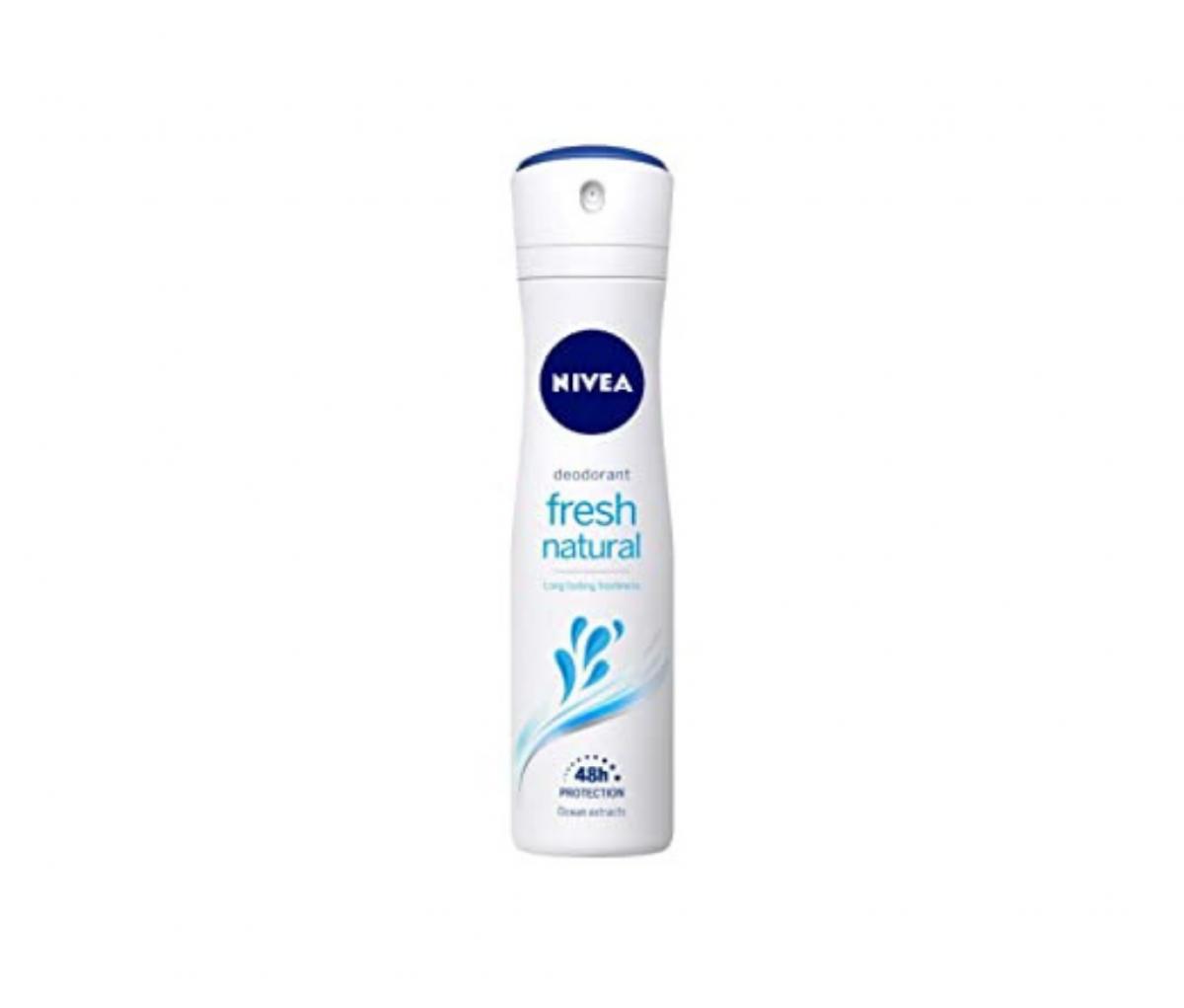 Nivea Deo 150ml Fresh Natural Quick Dry