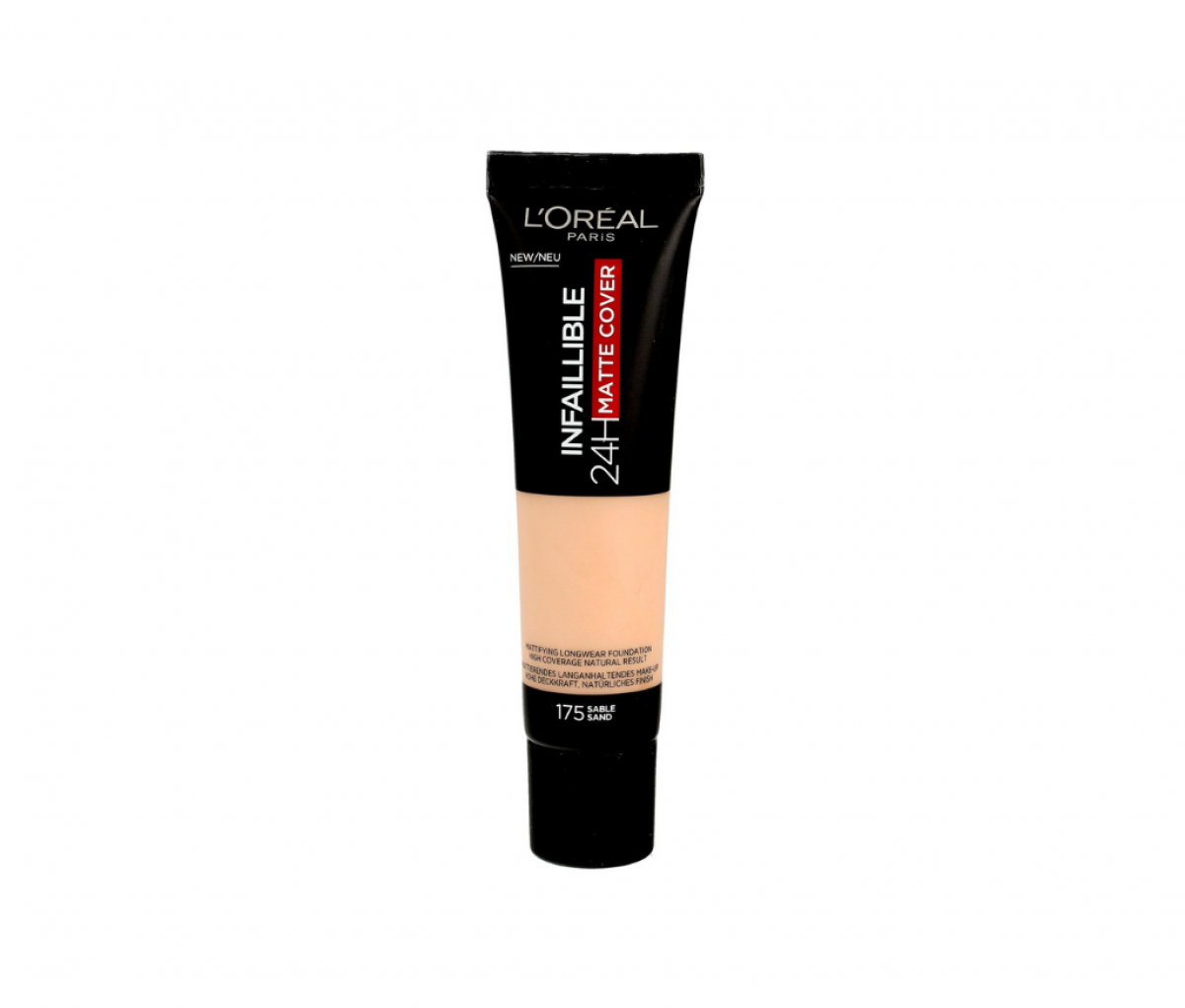 Loreal Infallible 175 Sand Tube Matte Cover