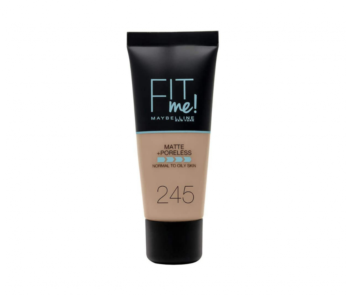 Maybelline 30ml Fit Me 245 Classic Beige Tube Foundation