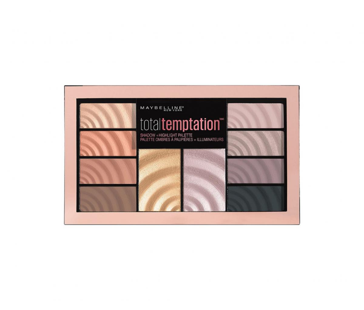 Maybelline Temptation Eyeshadow Palette