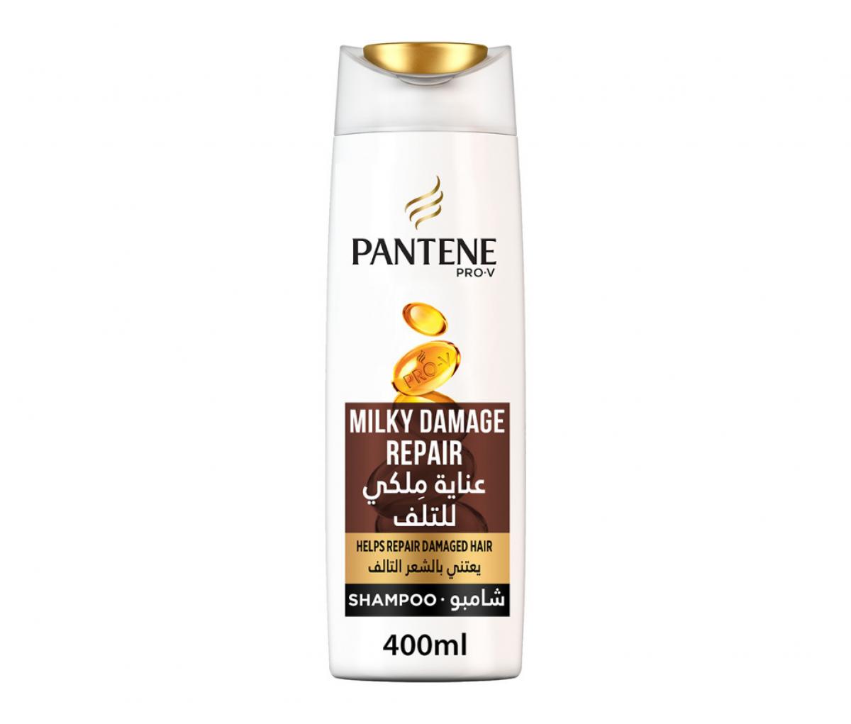 Pantene Shampoo 400ml Milky Damage Repair