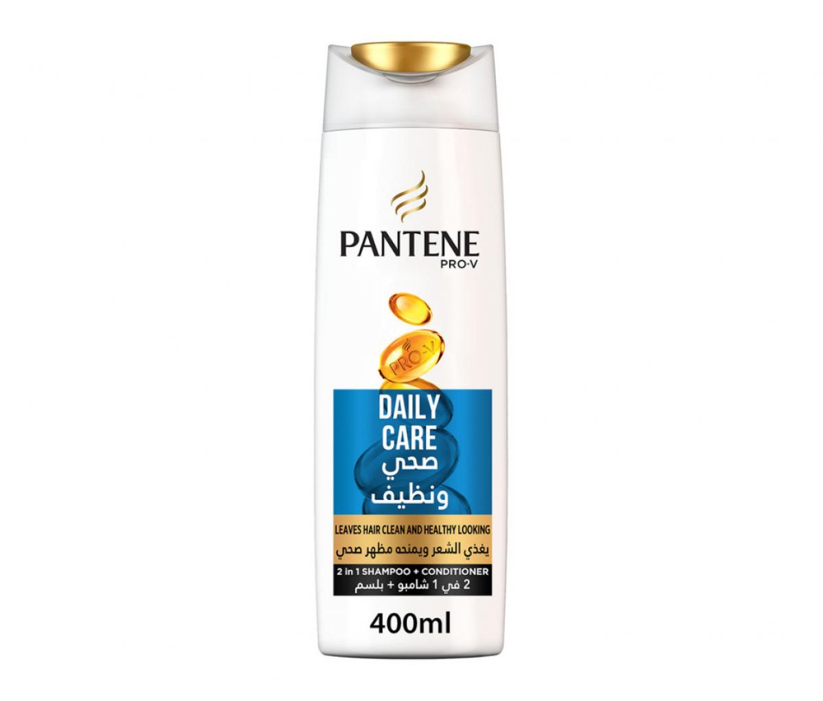 Pantene Shampoo 400ml Daily Care