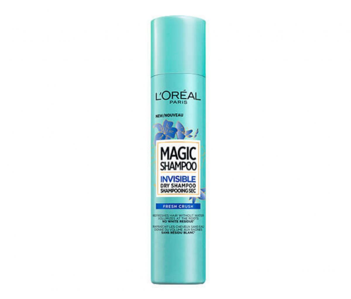 Loreal 200ml Magic Dry Shampoo Fresh Crush