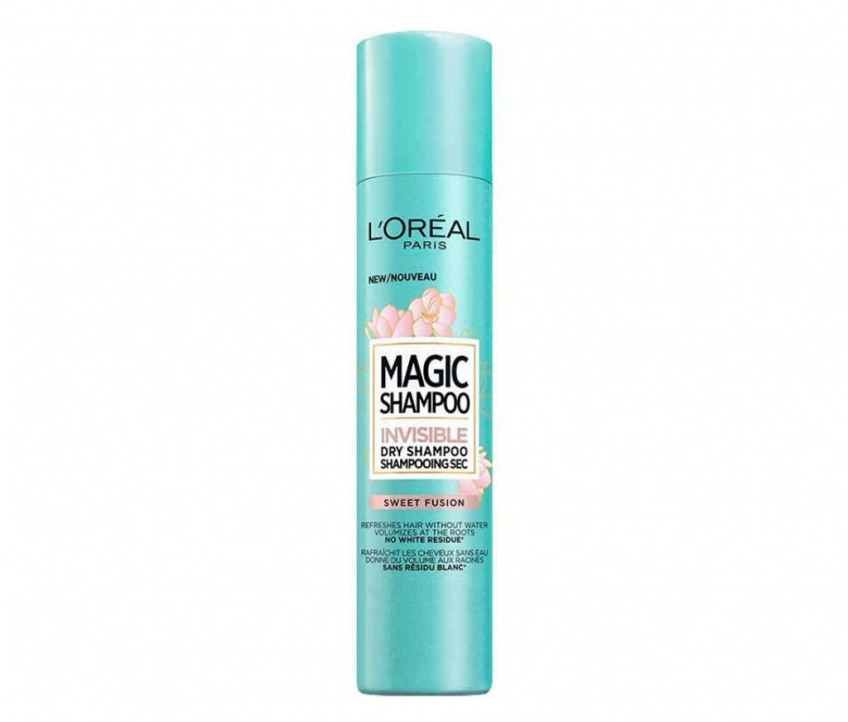 Loreal 200ml Magic Dry Shampoo Sweet Fusion
