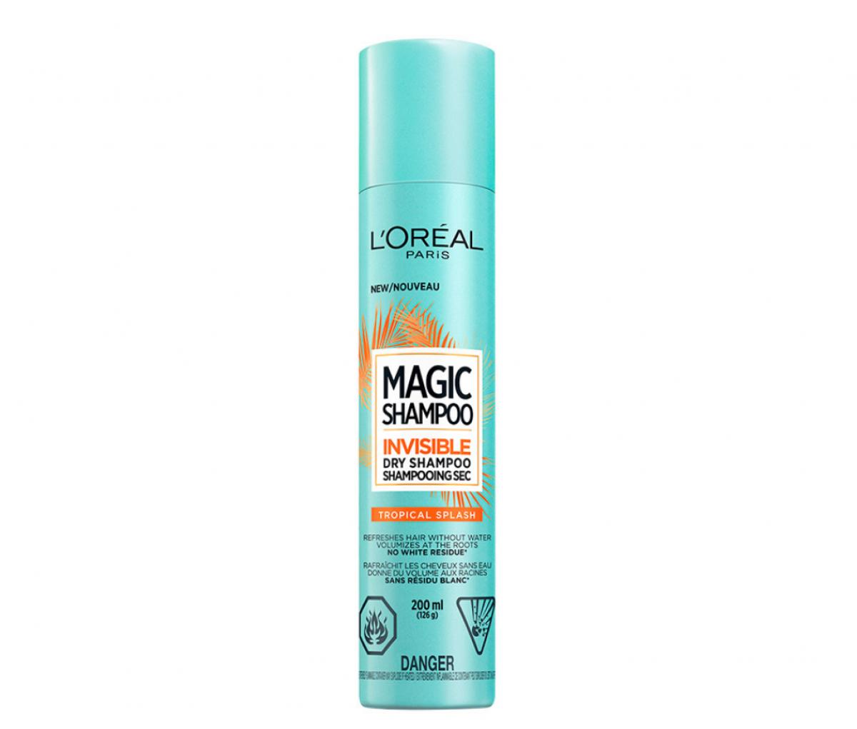 Loreal 200ml Magic Dry Shampoo Tropical Splash