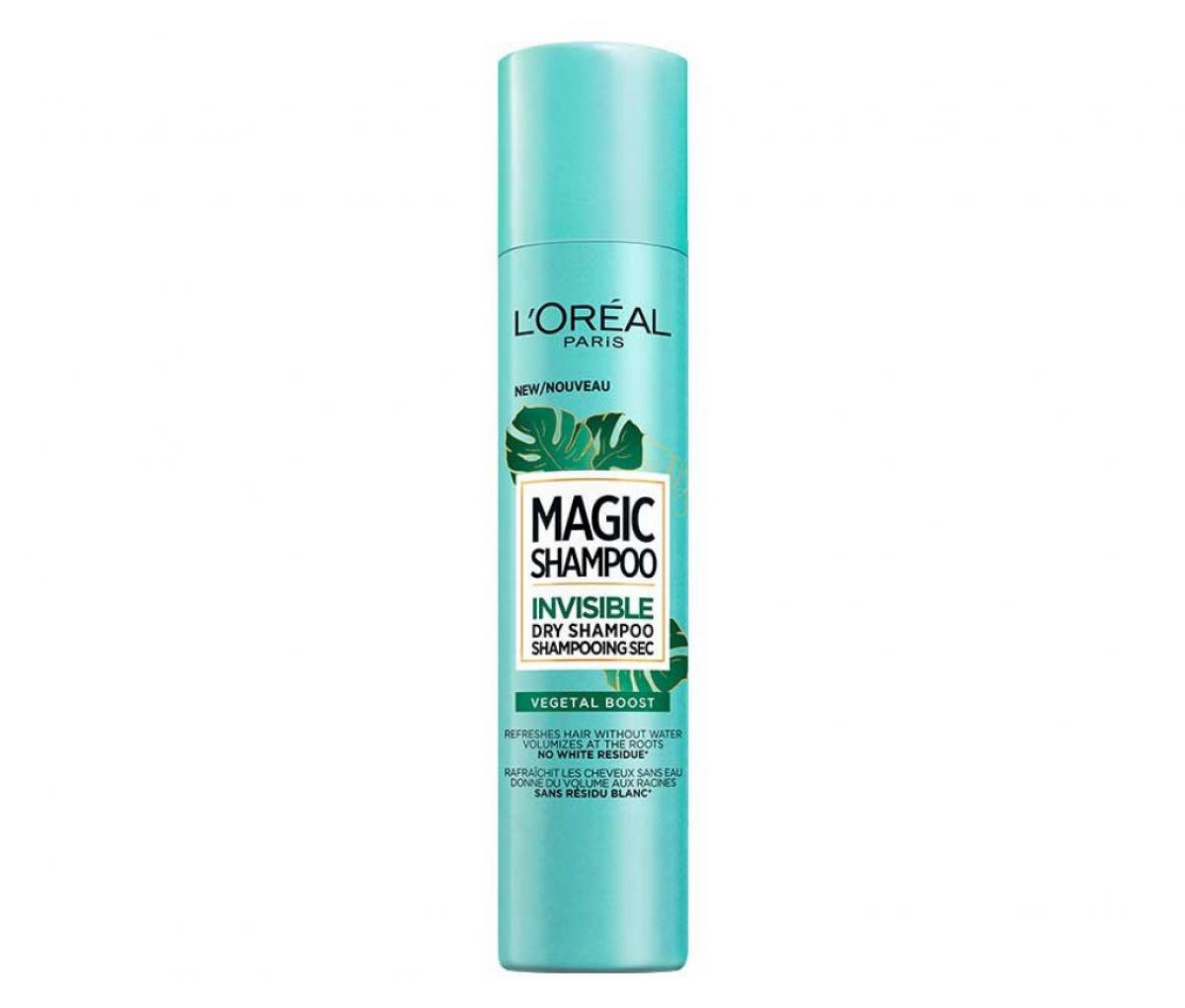 Loreal 200ml Magic Dry Shampoo Vegetal Boost