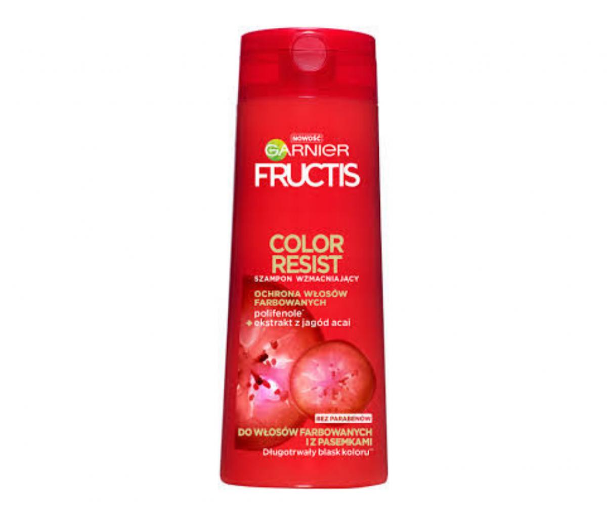 Garnier 400ml Fructis Color Resist Goji Shampoo