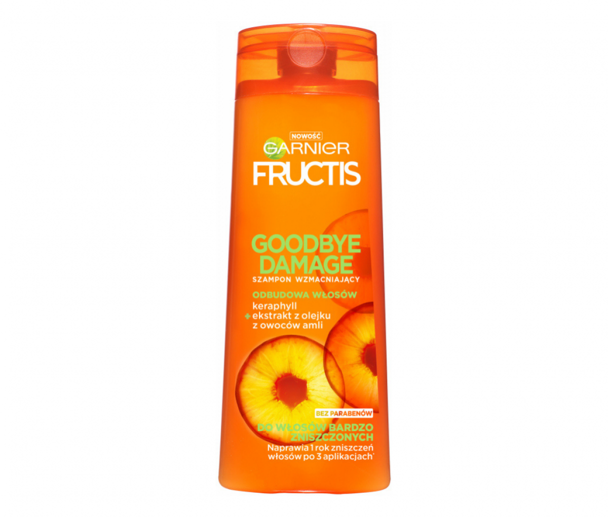 Garnier 400ml Fructis Goodbye Damage Shampoo
