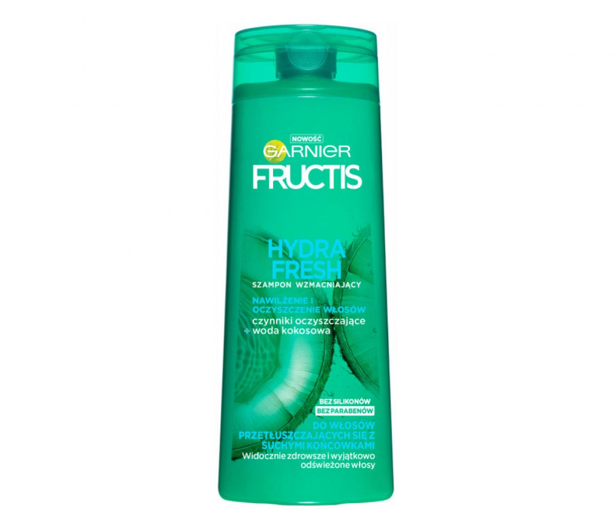 Garnier 400ml Fructis Hydra Fresh Shampoo
