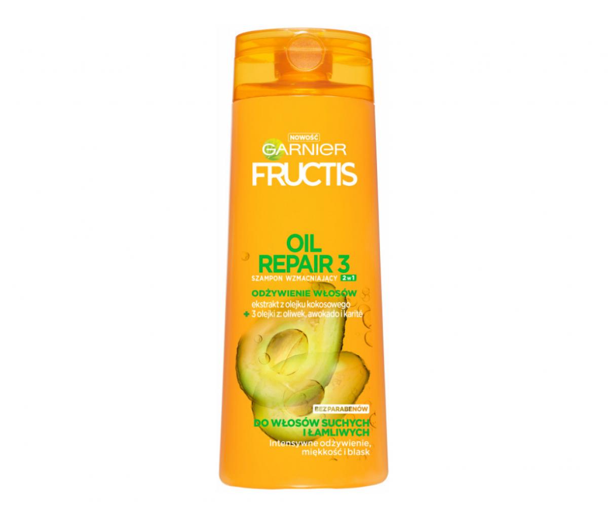Garnier 400ml Fructis Oil Repair 3  Shampoo