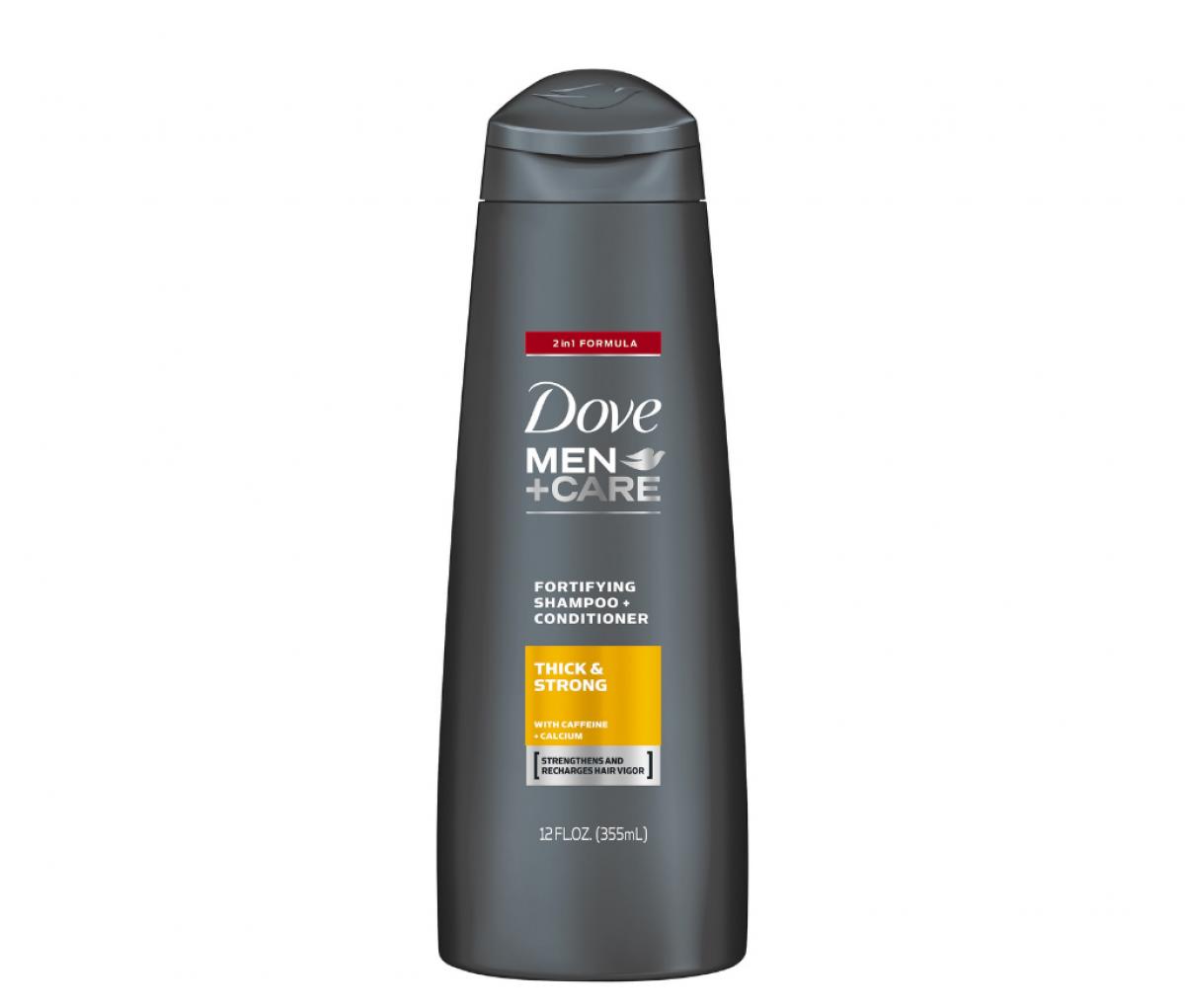 Dove 250ml 2in1 Thickening Shampoo