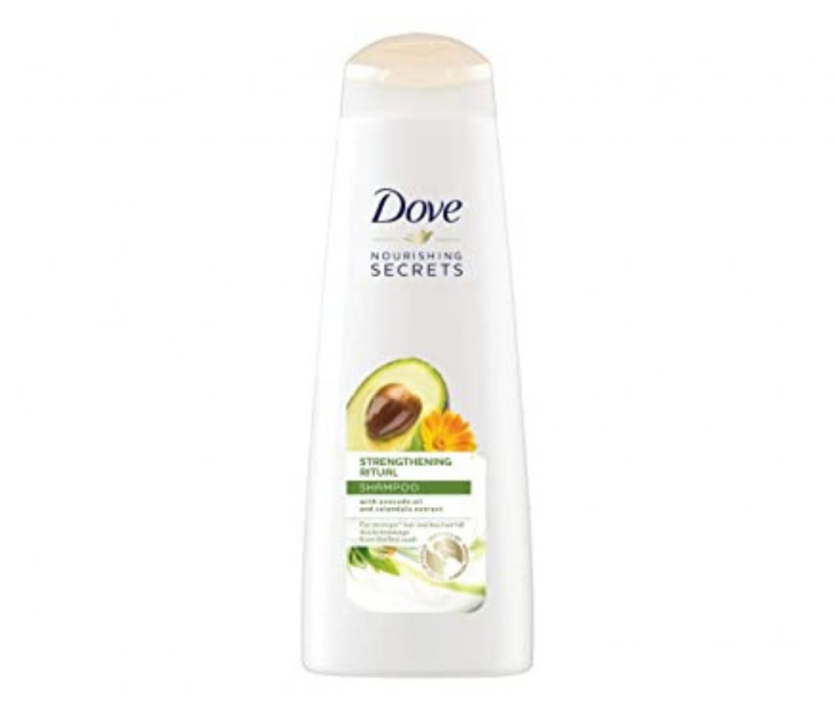 Dove 250ml Strenghtening Ritual Shampoo