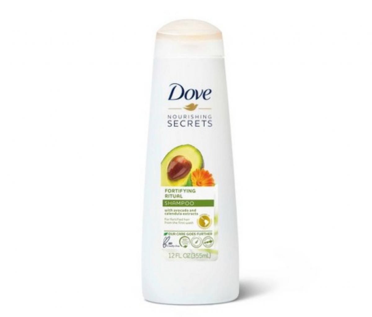 Dove 12oz Fortify Ritual Shampoo