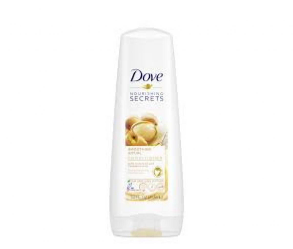 Dove 12oz Smoothing Ritual Oil Care & Go Fresh Coconut Conditioner