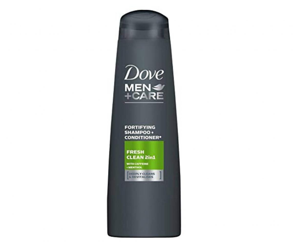 Dove 250ml 2in1 Fresh Clean Shampoo