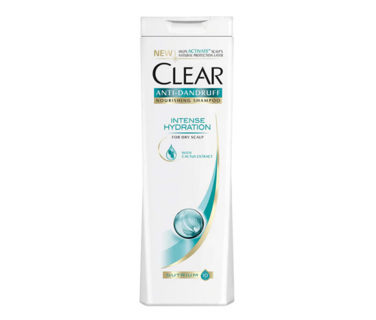Clear Intense Hydration Shampoo 250ml