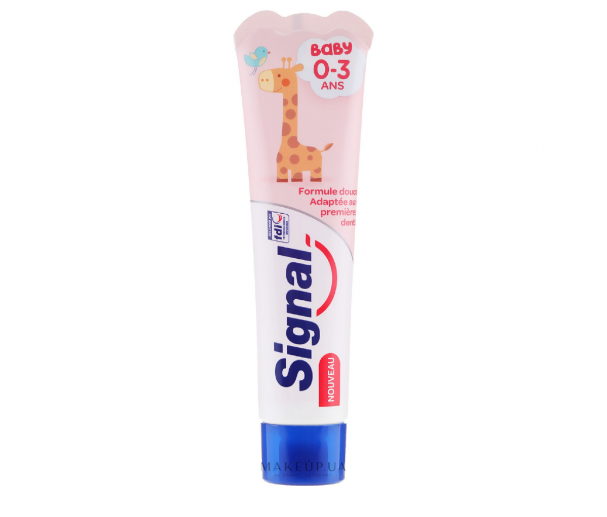 Signal 50ml Baby Tooth Paste 0-3 yrs