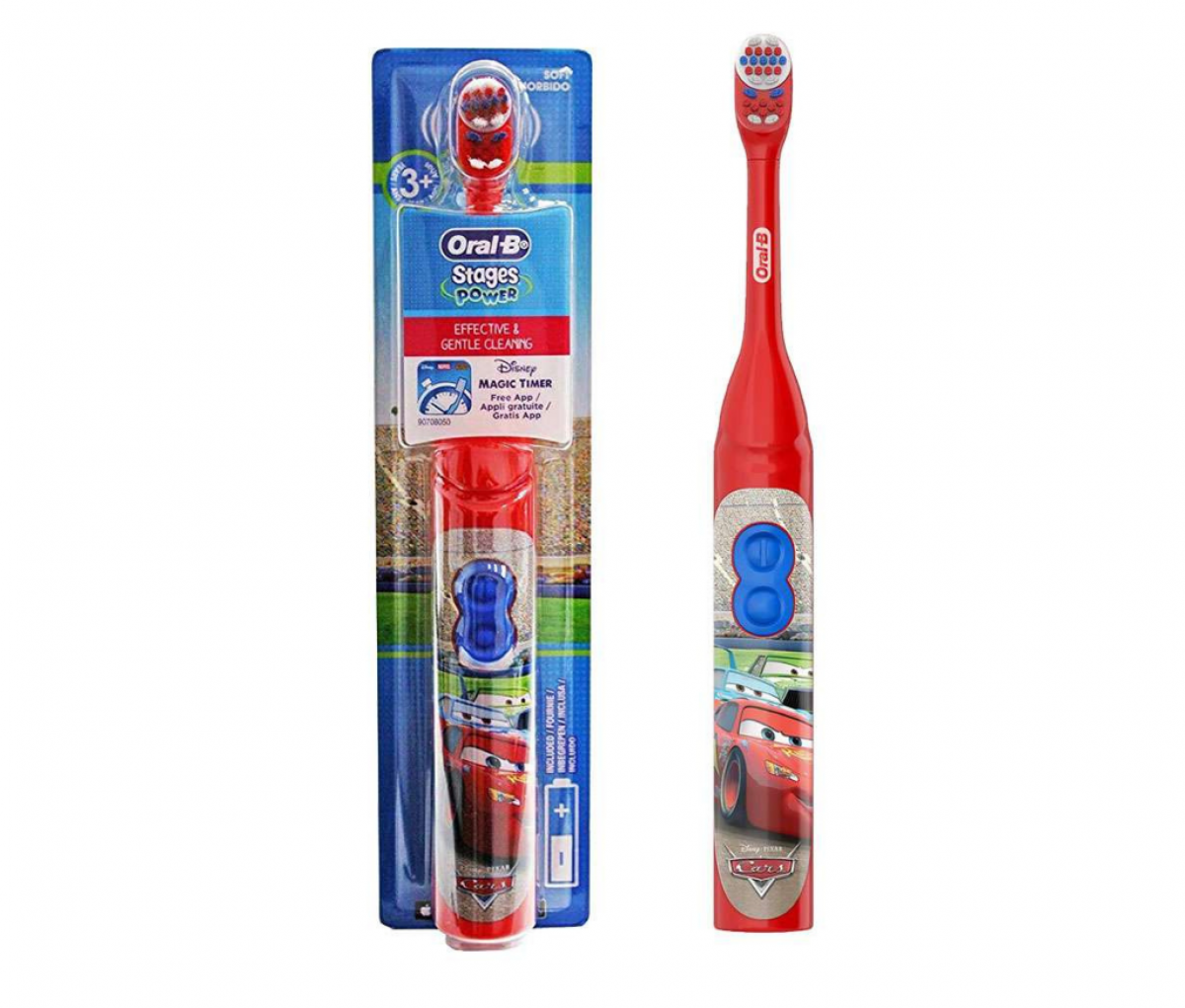 Oral B Kids Stages Battery Cars